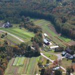 Aerial View of the Farm 2